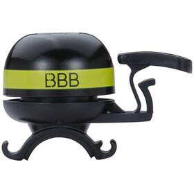 BBB EasyFit Deluxe BBB-14 Bell yellow